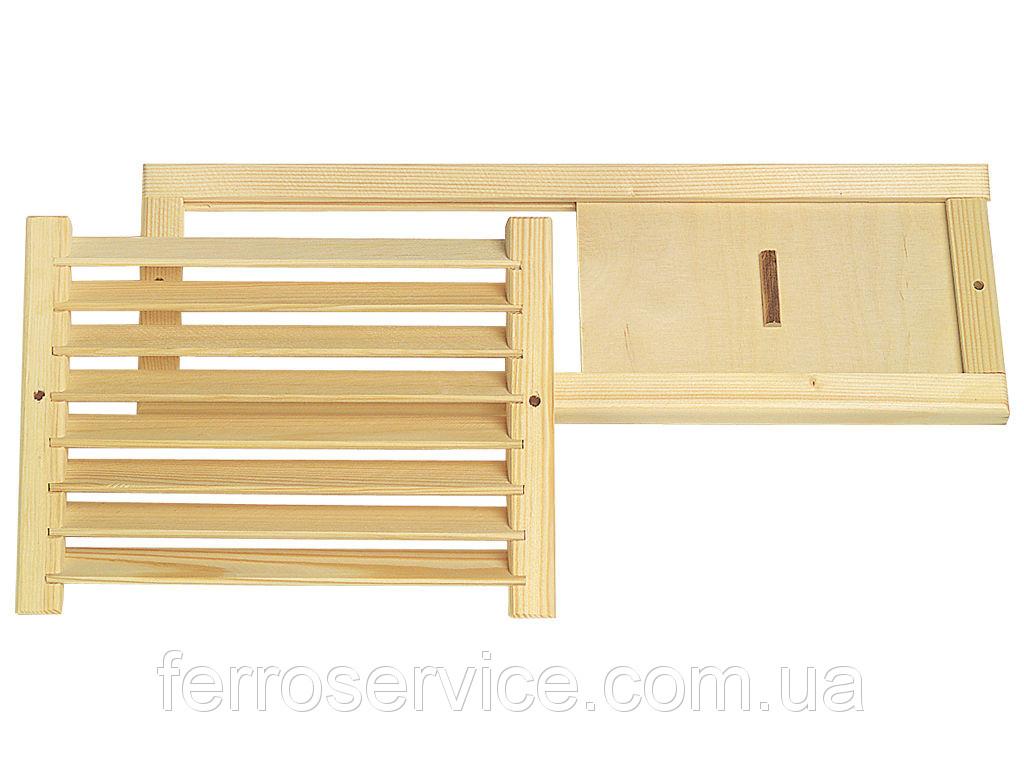 Вентиляционная задвижка без решетки (ТМ Harvia)