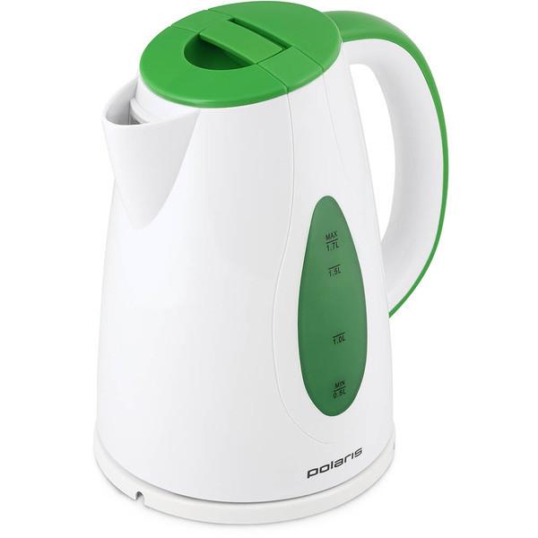 Електрочайник Polaris PWK 1752C зелений (чайник електричний)