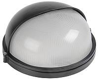 Светильник НПП1303 черный/круг п/сфера 60Вт IP54 ИЭК