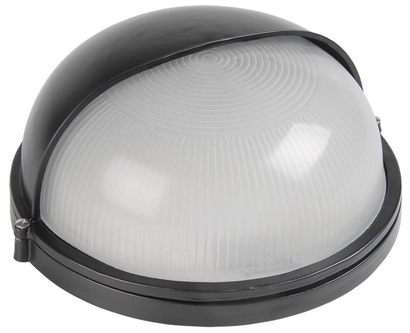 Светильник НПП1308 белый/круг решетка крупная 60Вт IP54 ИЭК