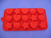 Форма силикон для конфет Любовь в Китае