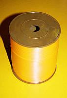 Лента желтая  5 мм, 350 м