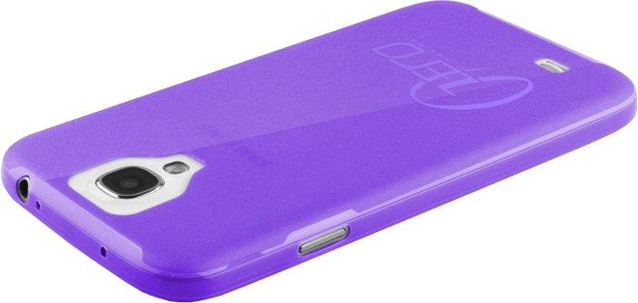 Чехол бампер Samsung i9500 Galaxy S4 панель накладка на заднюю крышку