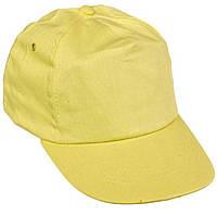 Кепка LEO желтый