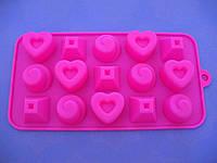 Форма силикон для конфет Любовь в Египте