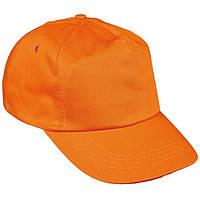 Кепка LEO оранжевый