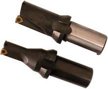 Сверла рельсовые укороченные повышенной жесткости со сменными твердосплавными пластинами ТУ 2-035-11