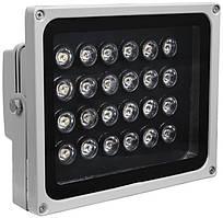 Прожектор СДО 02-20 светодиодный серый дискрет IP65 ИЭК
