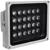 Прожектор СДО 02-10 светодиодный серый дискрет IP65 ИЭК