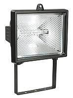 Прожектор ИО500 галогенный черный IP54 ИЭК