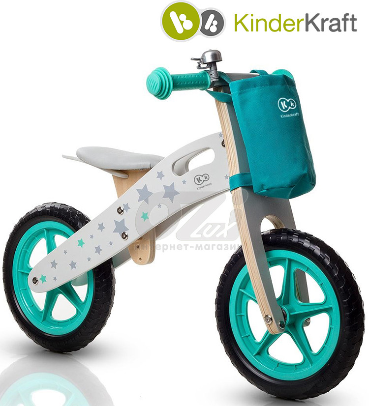 Беговел Runner Stars марки KinderKraft