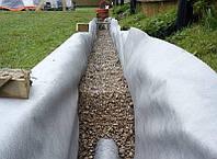 Геотекстиль Тайпар TYPAR SF 32 ширина 5,2 метра длина 200 м.п , фото 1