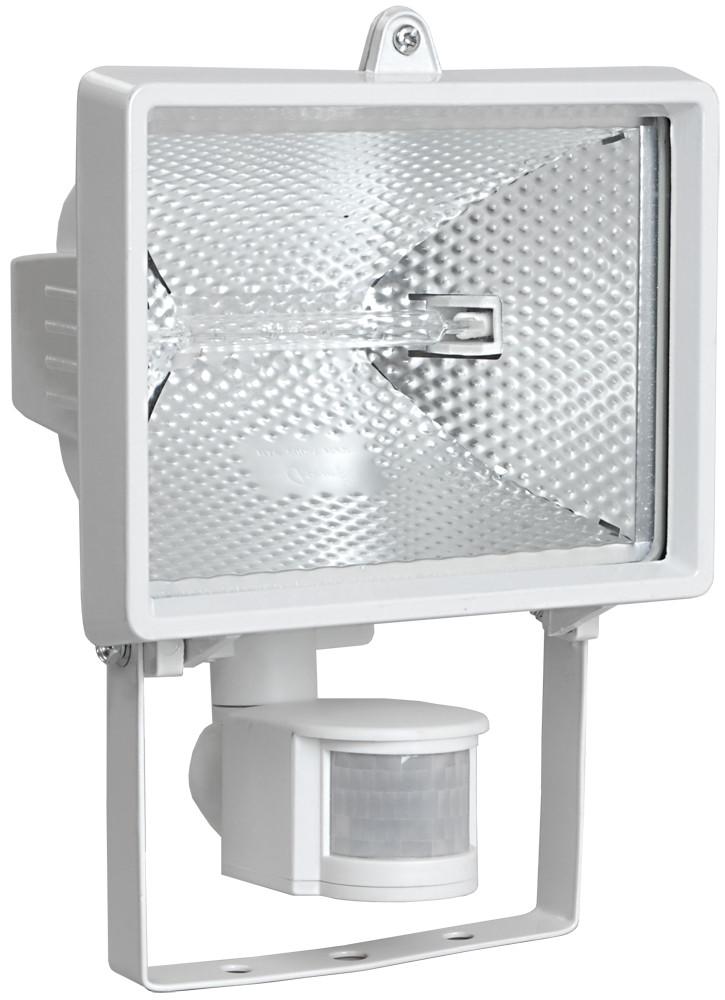 Прожектор ИО500Д(детектор) галоген.белый IP54 ИЭК