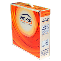 Кабельный теплый пол WOKS 10-300