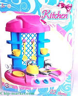 Кухня для девочек игрушечная