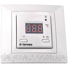Terneo st (слоновая кость) цыфровой терморегулятор для теплого пола,