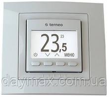 Terneo pro (слоновая кость) программируемый терморегулятор для теплого пола