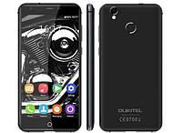 """Телефоны Oukitel U22 Black 5.5"""" 4 камеры (13+2 Мп и 8+2Мп) 2/16 Гб"""