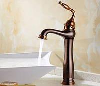 Смеситель кран для чаши умывальника в ванную 0393, фото 1