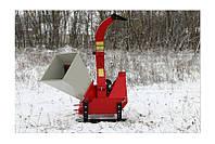 Измельчитель веток (подрібнювач гілок) на трактор ARPAL МК-120ТР. Щеподробилка.