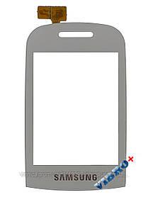 Тачскрин (сенсор) Samsung B3410, white (белый)