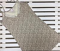Ночная сорочка на тонкой бретели Bella Secret размер М,XL,2XL