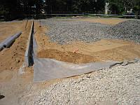 Геотекстиль Тайпар TYPAR SF 27 ширина 5,2 метра длина 200 м.п