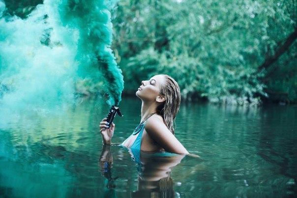 Ручний кольоровий дим звичайної насиченості(дим11) димові шашки, ТМ Maxsem, Цветные дымовые шашки - фото 4