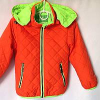 Куртка детская демисезонная оптом 92-110