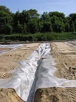 Геотекстиль Тайпар TYPAR SF 40 ширина 5,2 метра длина 150 м.п