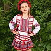 Костюмчик тройка - вышиванка для девочки от 2 до 10 лет, фото 2