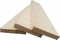 Доска обрезная деревянная 150х50х4 м