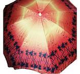 Пляжный зонт с наклоном Anti-UV 200см, фото 8