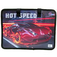 """Сумка с ручками S1720 """"Hot Speed"""", 26х32 см"""