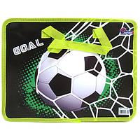 """Сумка с ручками S1718 """"Goal"""", 26х32 см"""