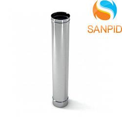 Дымоходная труба из нержавейки 500×0,5