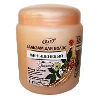 Женьшеневий Бальзам - Для слабкого і пошкодженого волосся, 450 мл
