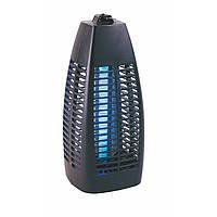 Электрическая мухоловка уничтожитель комаров,мух,насекомых Deluxe akl 6Вт