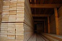 Доска деревянная обрезная сосна некалиброванная 30х100х4, 4,5, 6 м