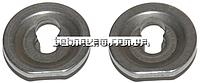 Фиксаторы клапана и пластины генератора 168 двиг