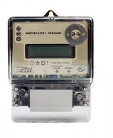 """Однофазный многотарифный прибор учёта электроэнергии """"Энергия - 9""""СТК1-10.К55I4Zt 220В, (10-100)А"""