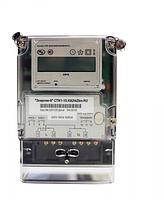 """Однофазный многотарифный прибор учёта """"Энергия -9"""" CTK1-10.K85I4Ztm-R2 220В, (10-100)А"""