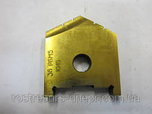 Пластина к перовому сверлу (перо) D  27 мм (2000-1205) Р6М5  Орша