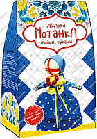 Кукла своими руками «Мотанка-Украиночка»