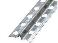 Рейка штукатурная Маяк  6мм (t=0,4мм)  3,0м оцинкованная