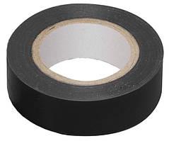 Изолента 0,13х15 мм черная 20 метров ИЭК