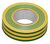 Изолента 0,18х19 мм желто-зеленая 20 метров ИЭК