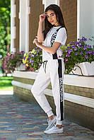 Женский костюм BALENCIAGA  футболка и штаны