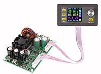 DPS5015 программируемый, понижающий стабилизатор, ЛБП 50В 15А