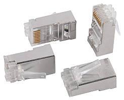 ITK Разъём RJ-45 FTP для кабеля кат.5Е